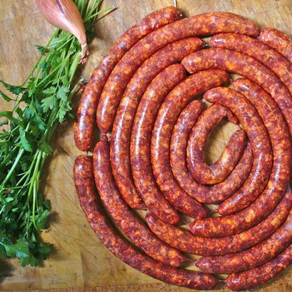 Boucherie - Coutras - Merguez préparée sur place